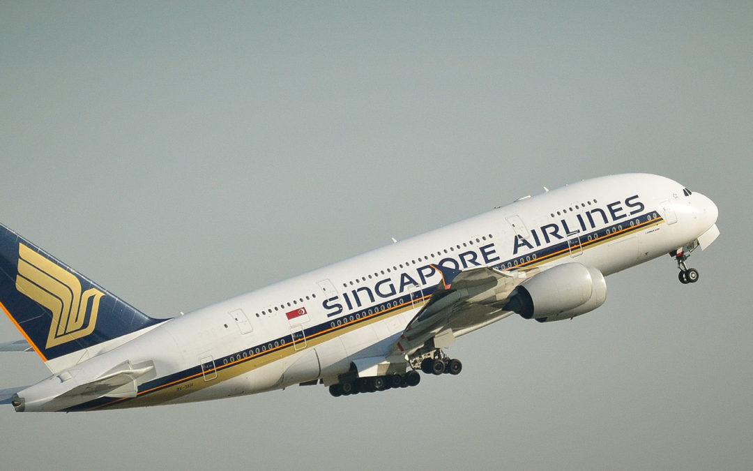 Airline der Woche – Singapore Airlines